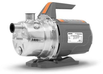 Pompa ogrodowa DAEWOO DGP 4000 INOX 1200W 3800 l/h