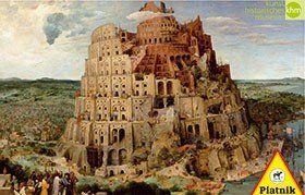 Puzzle Piatnik Brueghel, Wieża Babel