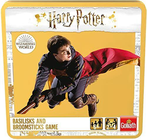 Harry Potter bazylia i broomsticks