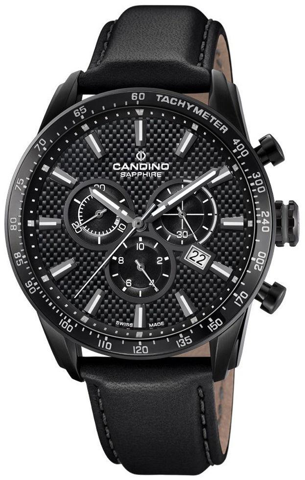 Zegarek Candino C4683-4 - CENA DO NEGOCJACJI - DOSTAWA DHL GRATIS, KUPUJ BEZ RYZYKA - 100 dni na zwrot, możliwość wygrawerowania dowolnego tekstu.