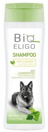 DermaPharm BioEligo Oczyszczenie szampon dla głębokiego oczyszczenia 250ml