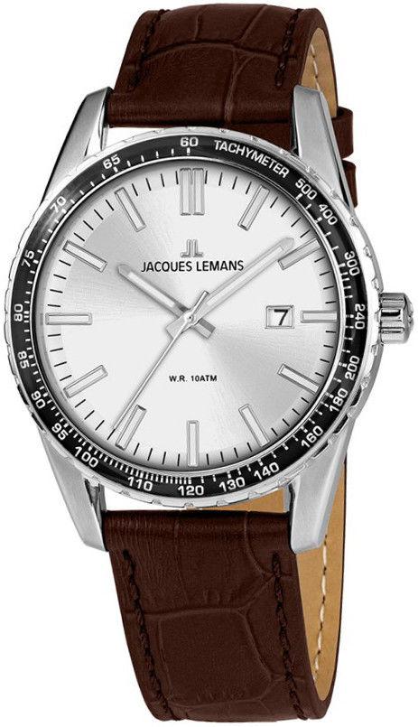 Zegarek Jacques Lemans 1-2022B - CENA DO NEGOCJACJI - DOSTAWA DHL GRATIS, KUPUJ BEZ RYZYKA - 100 dni na zwrot, możliwość wygrawerowania dowolnego tekstu.