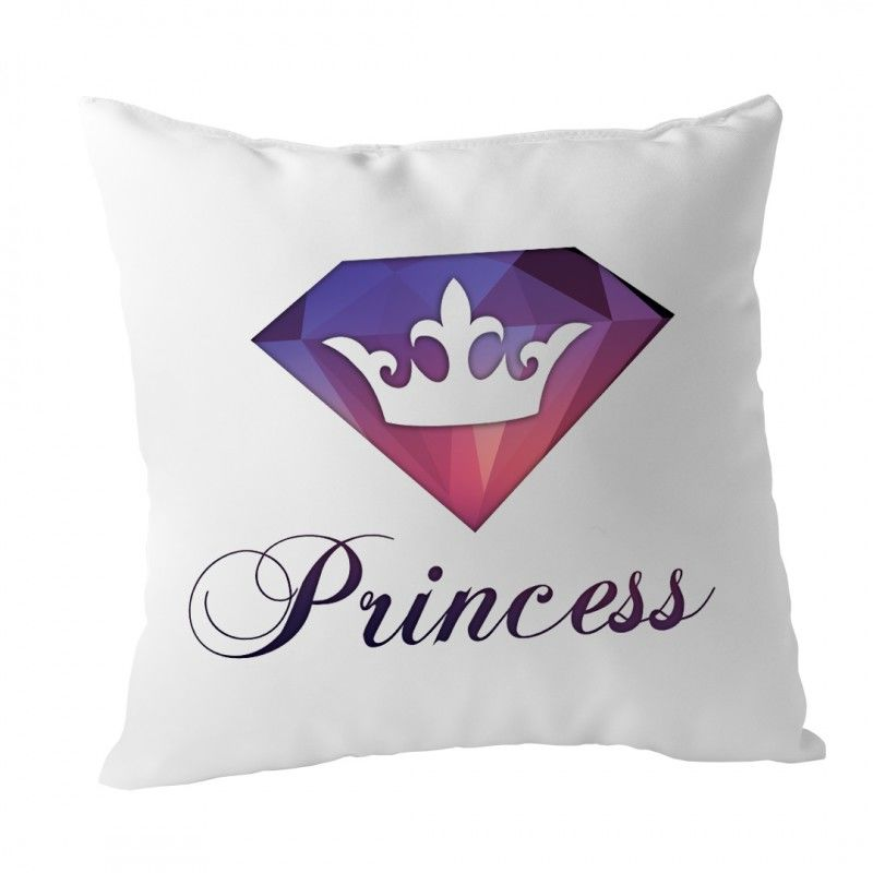 Princess - poduszka z nadrukiem