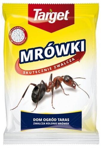 Ants control max  granulat na mrówki  100 g target saszetka