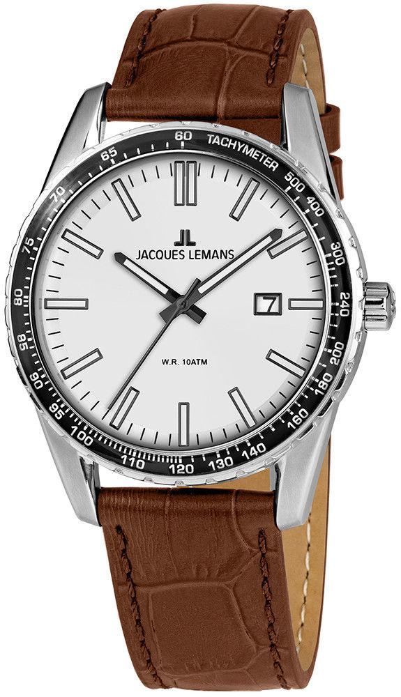 Zegarek Jacques Lemans 1-2022C - CENA DO NEGOCJACJI - DOSTAWA DHL GRATIS, KUPUJ BEZ RYZYKA - 100 dni na zwrot, możliwość wygrawerowania dowolnego tekstu.