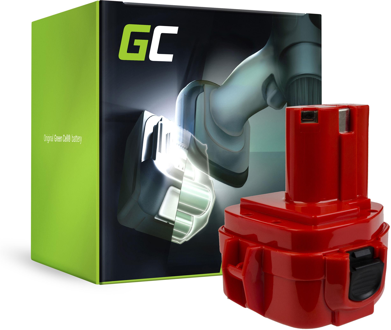 Bateria Green Cell (3Ah 12V) 1220 1222 1233 1234 PA12 do Makita 1050D 4000 6227D 6270D 6271D 6313D 6317D 8271D Celma WAK 12