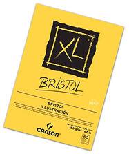 Blok szkicowy Canson XL Bristol A4 50 a180g