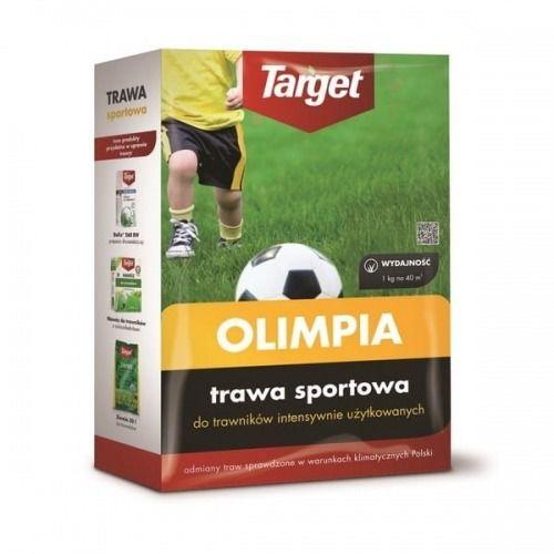 Olimpia  trawa sportowa  1 kg target