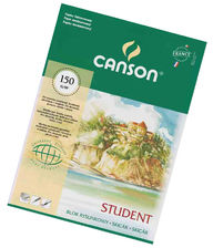 Blok rysunkowy Canson A3 30k 150g Student