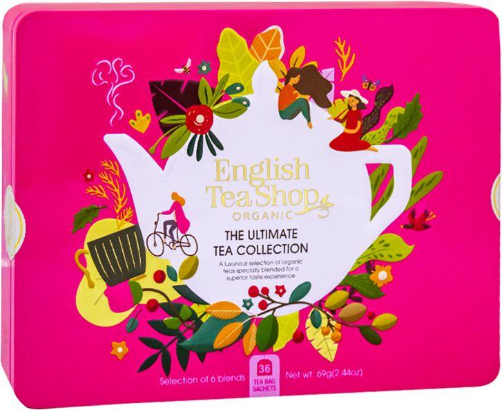 ETS Organic The Ultimate Tea Collection 36 saszetek