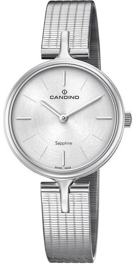 Zegarek Candino C4641-1 - CENA DO NEGOCJACJI - DOSTAWA DHL GRATIS, KUPUJ BEZ RYZYKA - 100 dni na zwrot, możliwość wygrawerowania dowolnego tekstu.