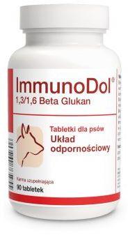 Dolfos ImmunoDol Pies 90 Tabletek
