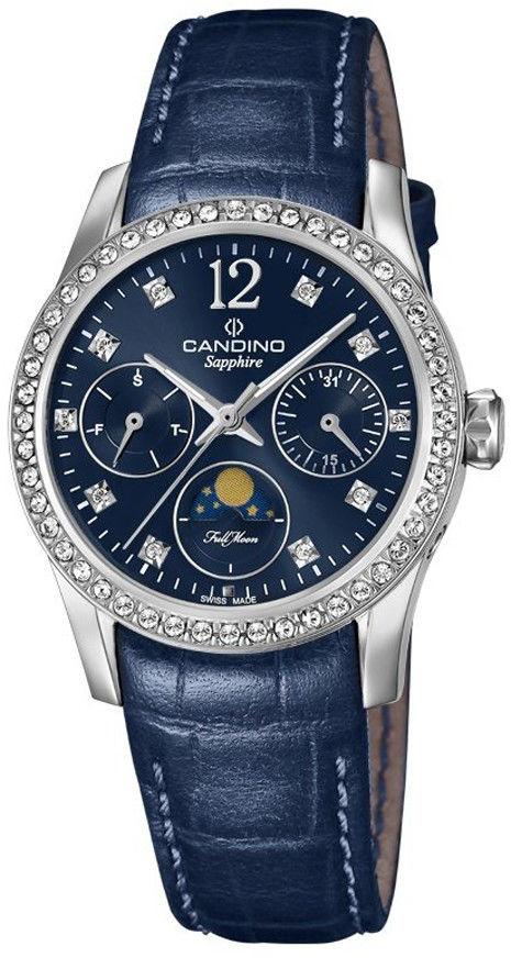 Zegarek Candino C4684-2 - CENA DO NEGOCJACJI - DOSTAWA DHL GRATIS, KUPUJ BEZ RYZYKA - 100 dni na zwrot, możliwość wygrawerowania dowolnego tekstu.