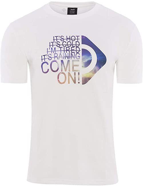 IZAS Męska koszulka z krótkim rękawem Alabama Outdoor biały XL