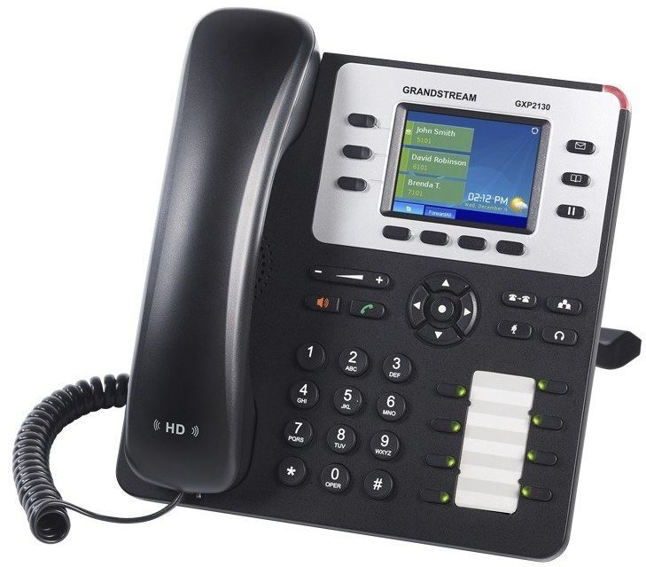 Grandstream Telefon IP GXP 2130 V2 HD