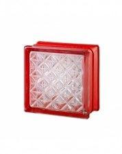 Luksfer Mini Romantic White 30% pustak szklany 14,7x14,7x8 cm