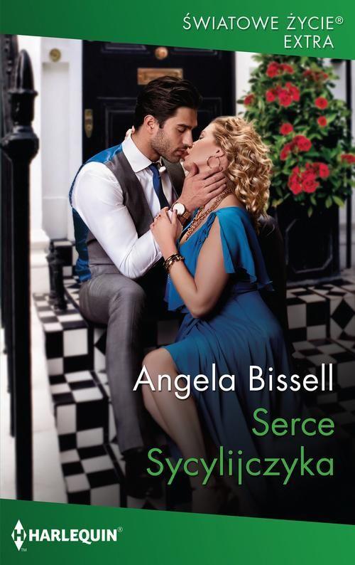 Serce Sycylijczyka - Angela Bissell - ebook
