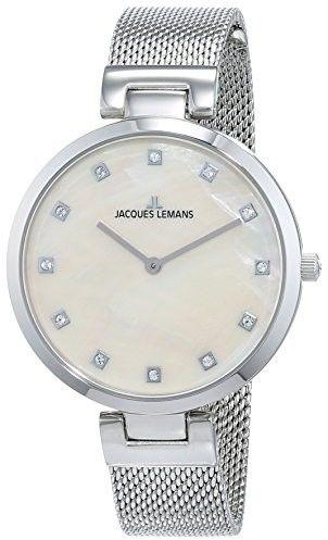 Zegarek Jacques Lemans 1-2001C - CENA DO NEGOCJACJI - DOSTAWA DHL GRATIS, KUPUJ BEZ RYZYKA - 100 dni na zwrot, możliwość wygrawerowania dowolnego tekstu.