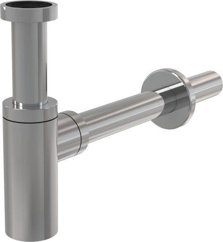 Półsyfon umywalkowy 50 mm , DN32 mosiądz chromowany