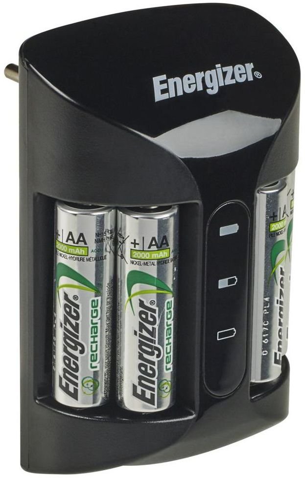Ładowarka do akumulatorków PRO CHARGER + POWER PLUS AA/4 szt. ENERGIZER