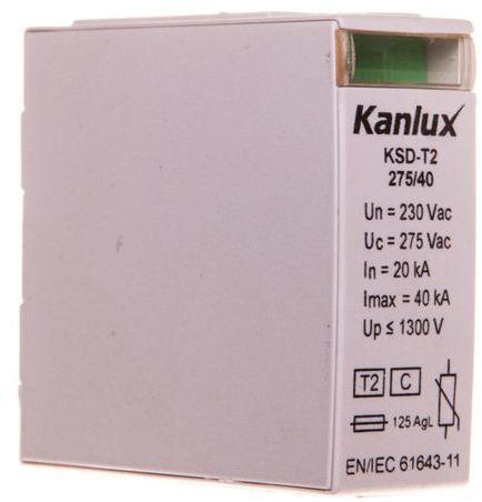 Wkład ogranicznika przepięć KSD-T2 275/40 M 23131