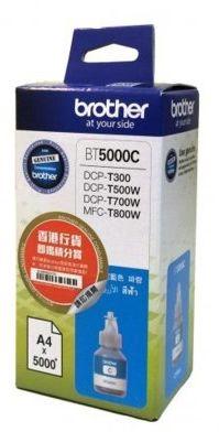Butelka z atramentem BROTHER BT5000C