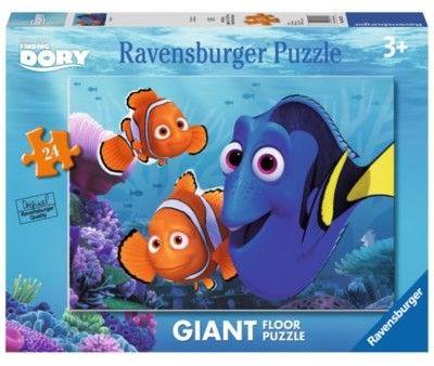 Puzzle Ravensburger 2 x 12 - Gdzie jest Dory, Finding Dory