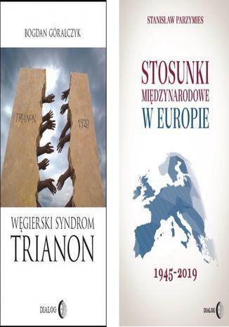 WĘGRY KONTRA EUROPA - e-book Pakiet 2 książek - Ebook.