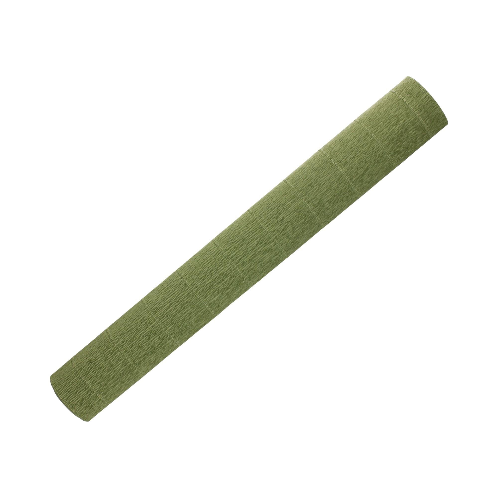Krepina odcień zielony 562 Latek
