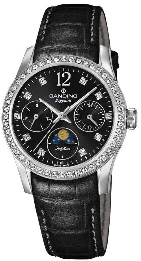 Zegarek Candino C4684-3 - CENA DO NEGOCJACJI - DOSTAWA DHL GRATIS, KUPUJ BEZ RYZYKA - 100 dni na zwrot, możliwość wygrawerowania dowolnego tekstu.