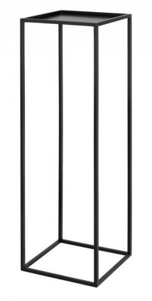 Kwietnik metalowy - Stojak wielofunkcyjny 93x28cm
