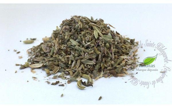 Przyprawy i zioła - Mieszanka z koprem włoskim i miętą polej (liście) 35g Bio*, - 60167