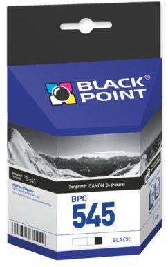 Wkład atramentowy BLACK POINT BPC545 Zamiennik Canon PG-545