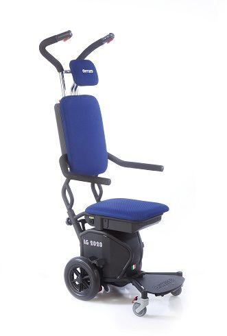 Schodołaz osobowy kroczący krzesełkowy (LG 2020 130kg udźwigu)