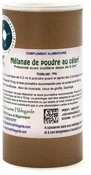 Przyprawy i zioła - Mieszanka z selerem 50g, - 60137