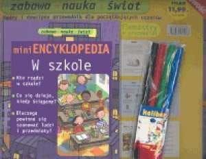 Mini encyklopedia w szkole Laura Jaffe. Laure Saint-Marc
