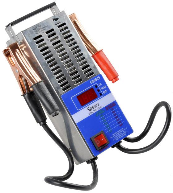 Tester miernik oporowy lcd akumulatorów 12V