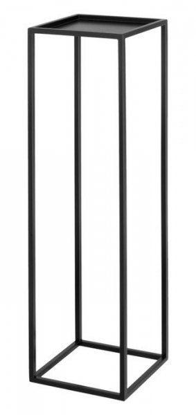 Kwietnik metalowy - Stojak wielofunkcyjny 83x22cm
