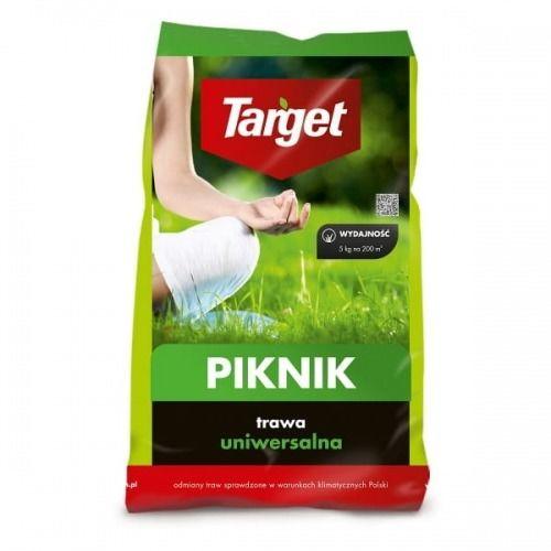 Piknik  trawa uniwersalna  5 kg target