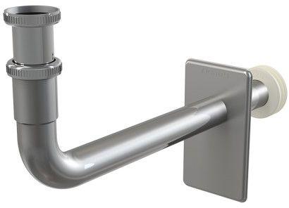 """KOLANO METALOWE DN32 Z NAKRĘTKĄ 5/4""""-Połączenia między syfonem podtynkowym i umywalką"""