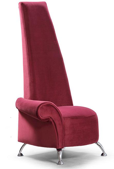 Designerski fotel Estelia Adam