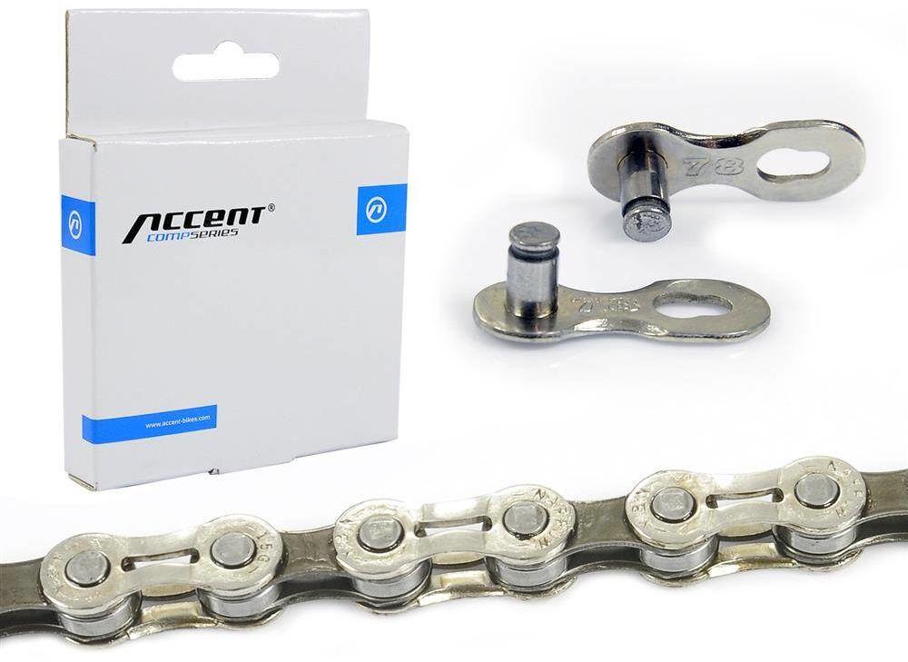 Łańcuch Accent AC-802 6/7/ 8-rzędowy