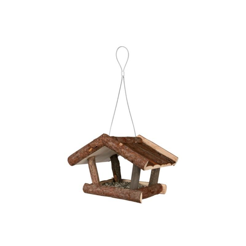 Trixie Natural Living - naturalny, wiszący karmnik dla ptaków