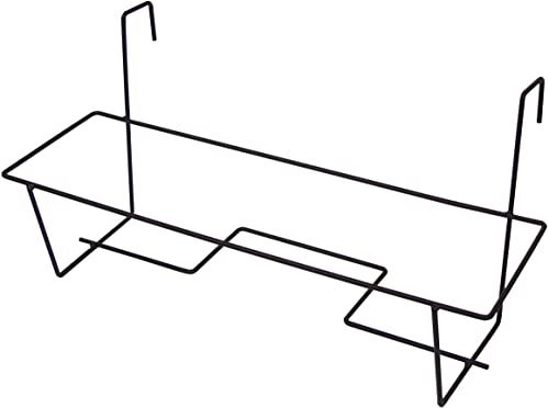 Imex El-Zorro uchwyt na skrzynki na kwiaty balkonowe kute żelazo, czarny, 50 x 25 x 28 cm, czarny