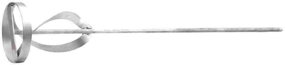 Mieszadło ocynkowane do mas 80 x 400mm Vorel 09038 - ZYSKAJ RABAT 30 ZŁ