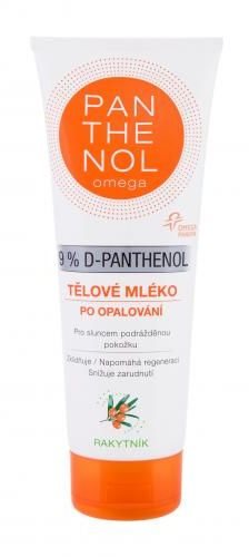 Panthenol Omega 9% D-Panthenol After-Sun Lotion Sea Buckthorn preparaty po opalaniu 250 ml unisex