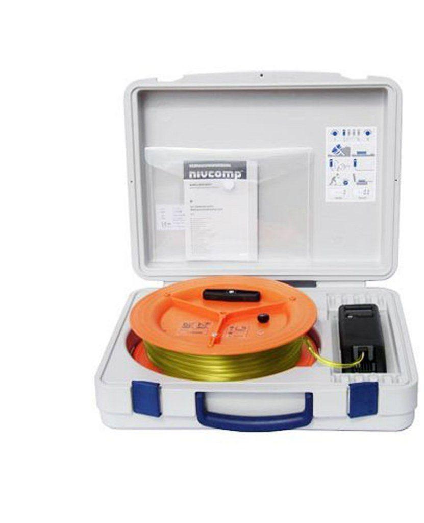 Poziomica wężowa elektroniczna NivComp X11401