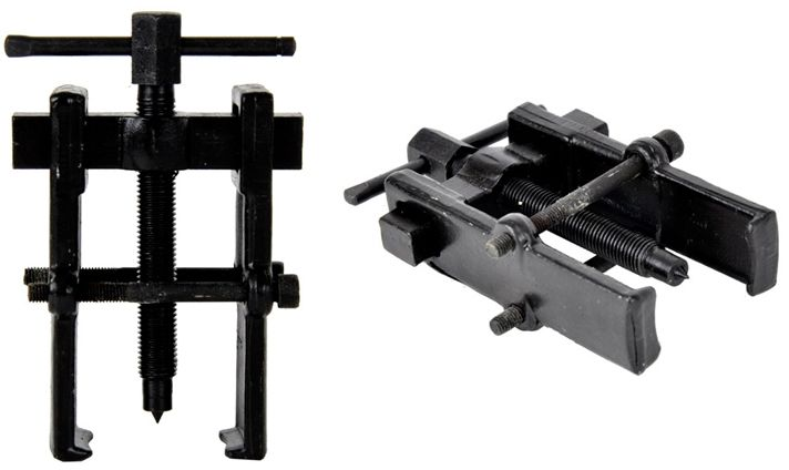 Mocny ściągacz śrubowy do łożysk 38mm 65mm