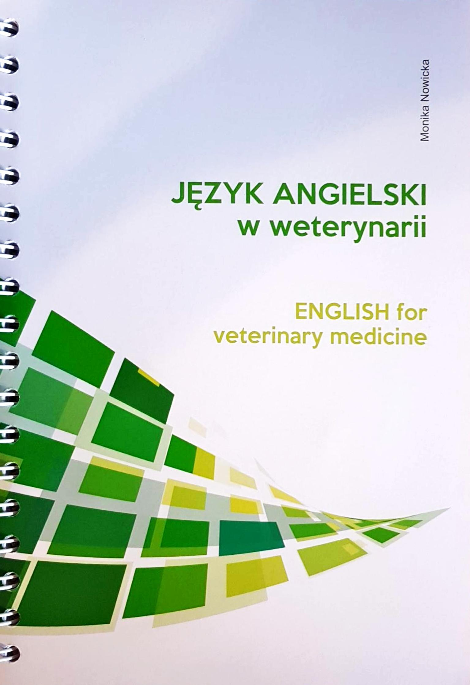 Język angielski w weterynarii
