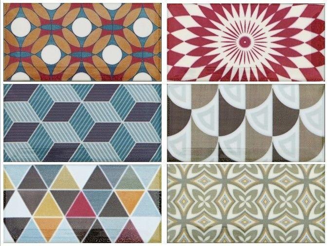 Metro Patchwork Colours 7,5x15
